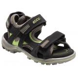 Gå på vandring i nye sandaler (foto eventyrsport)